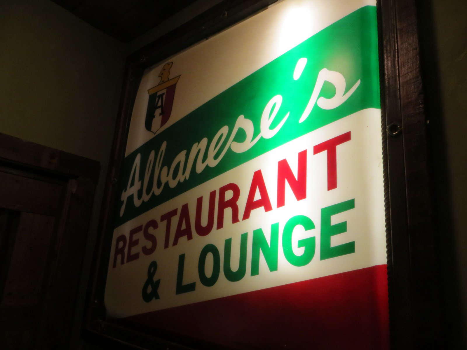 Albanese\'s Sign
