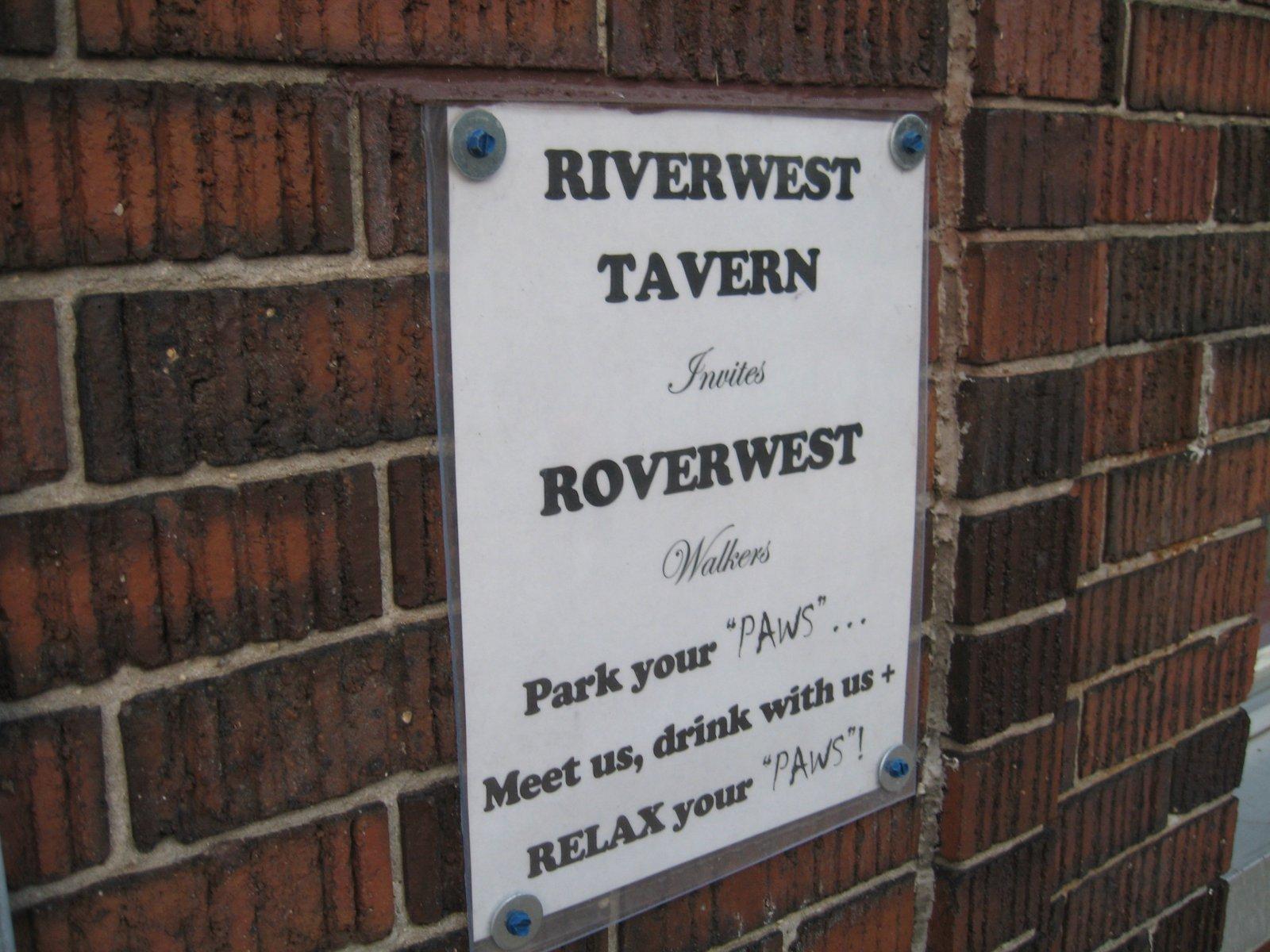 Riverwest Tavern