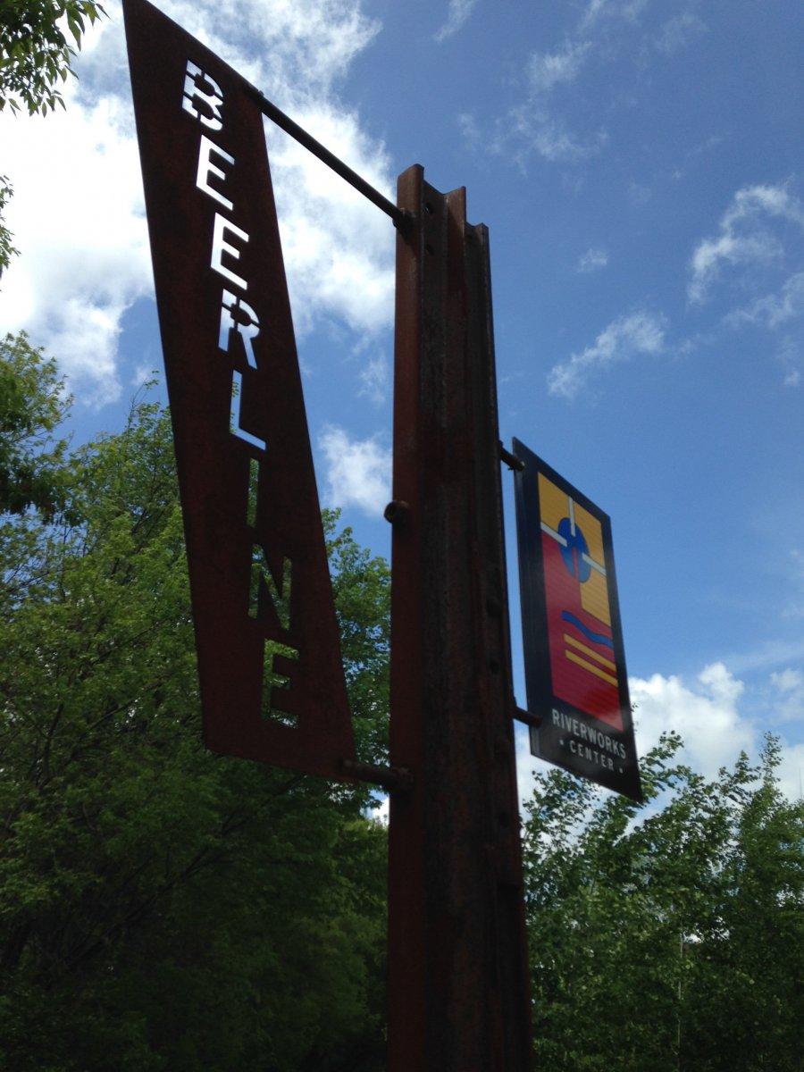 Beerline Trail at 3129 N. Bremen St