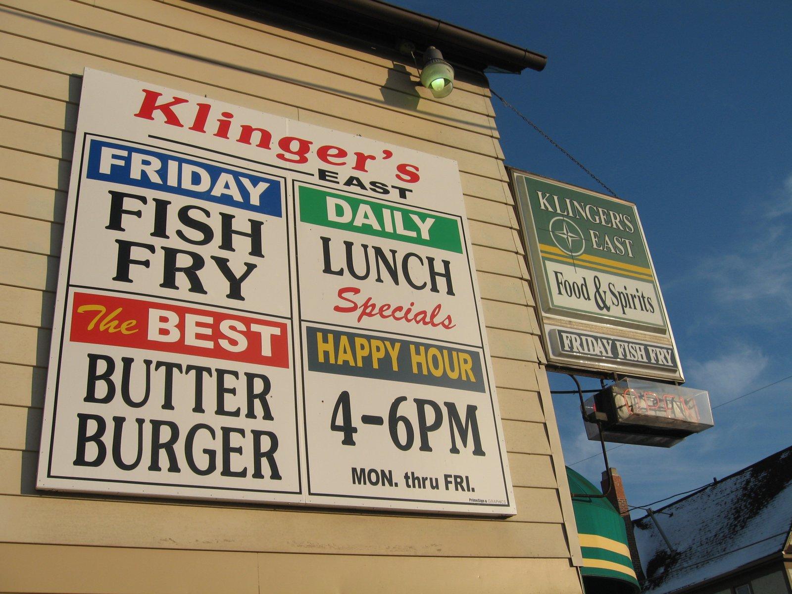 Klinger\'s East