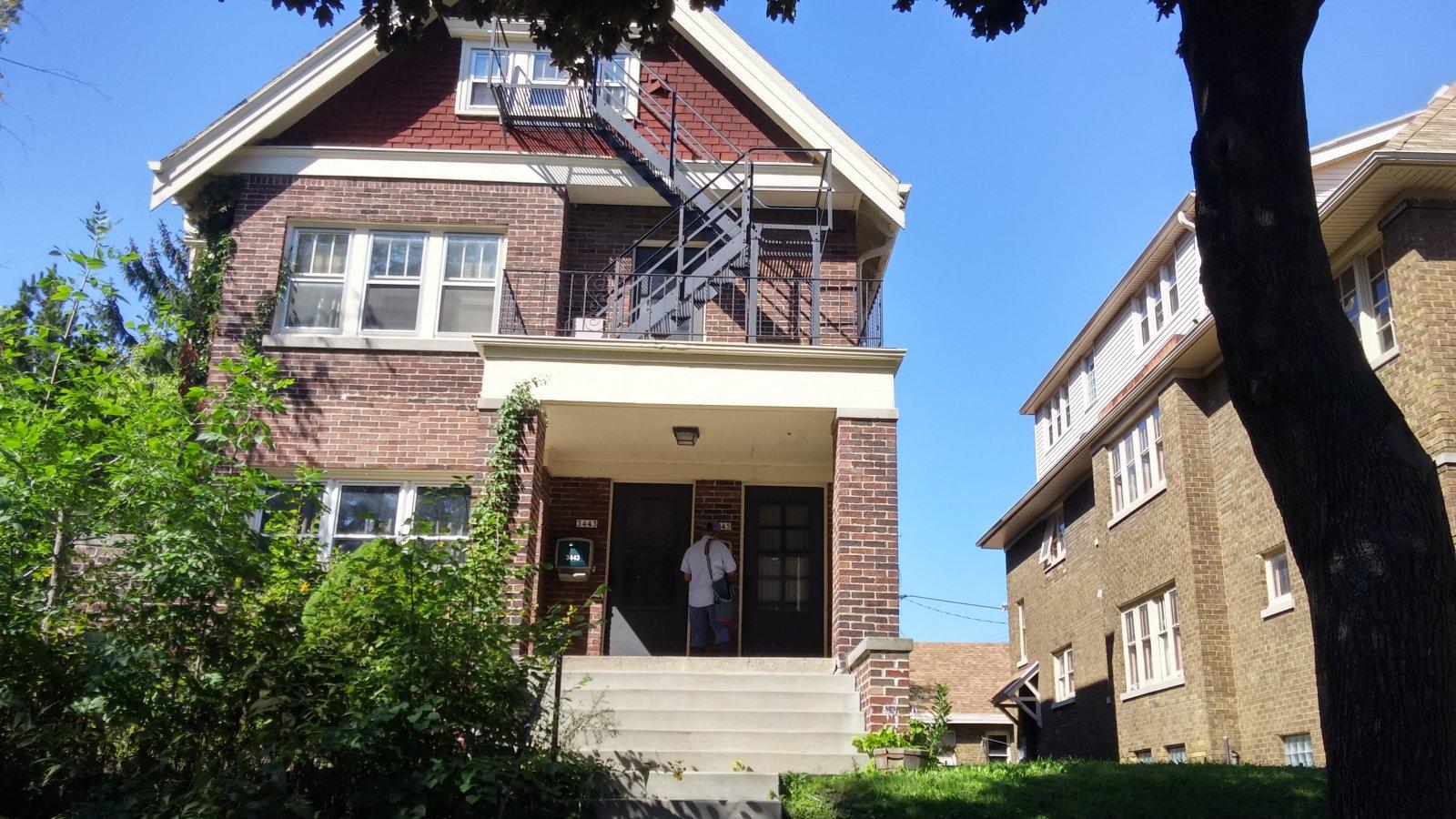 North Weil Street duplex.