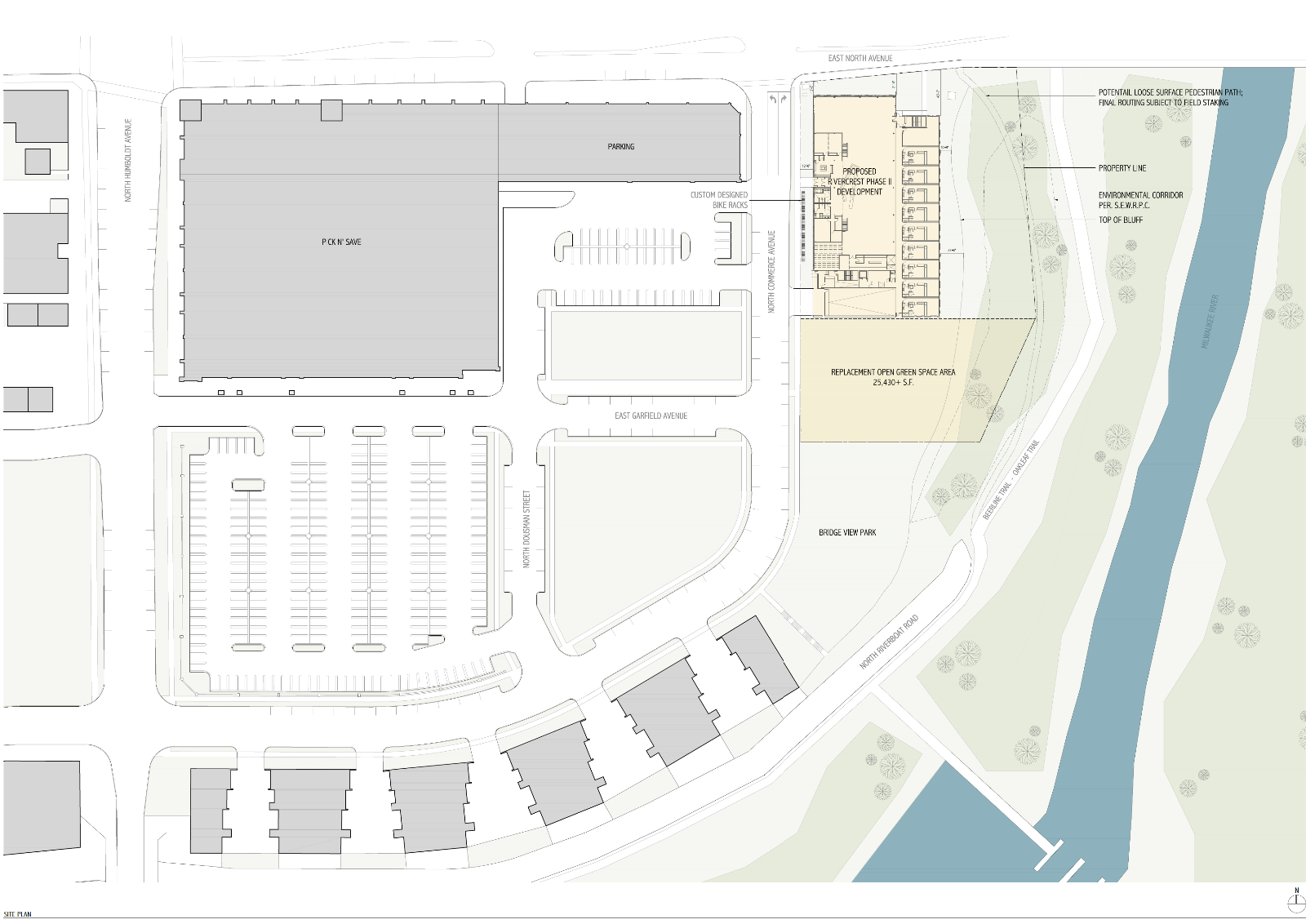 Rivercrest Phase II Site Plan.