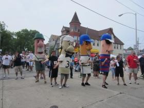 Klement's Racing Sausages