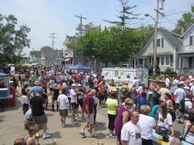 2013 Locust Street Festival Crowd