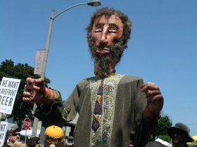 All-City People Parade Puppet