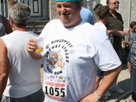 Beer Runner Justin Hapke