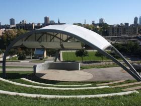 Amphitheater at Kadish Park