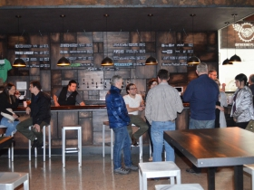 Urban Milwaukee Beer Bash and Gathering Place Brewing Co.