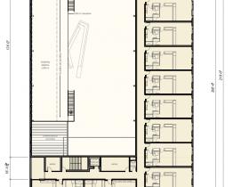 Rivercrest Phase II Level 2 Floor Plan.