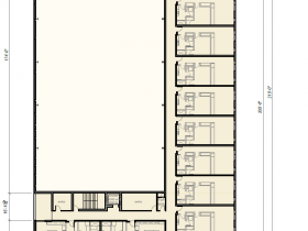 Rivercrest Phase II Level 3 Floor Plan.