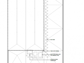 Rivercrest Phase II Roof Plan.