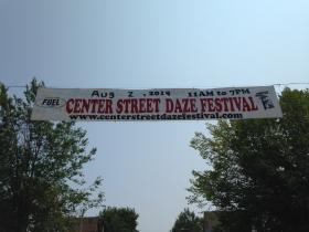 Center Street Daze.