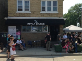 Impala Lounge.
