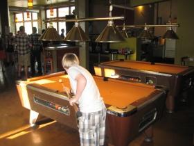 Pool at Stonefly.