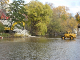 Photo Gallery: Milwaukee River Fish Spawning Area Expands
