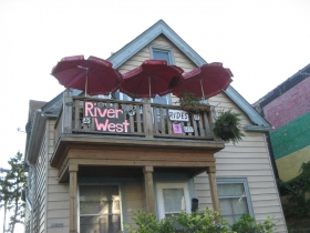The Riverwest 24 Countdown House