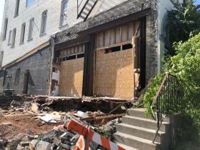 Humboldt Gardens Partial Demolition