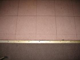 The floor of Klinger's East