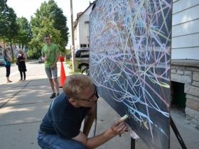 Milwaukee Art Collective Bonus Checkpoint