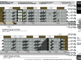 1150 North and West updated elevations.