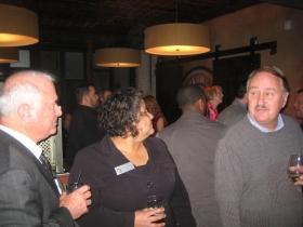 Tom Hawks, JoCastaJamarripa, and Robert Starshak