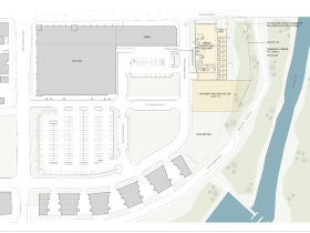 Rivercrest Phase II Site Plan.