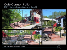 Café Corazon Patio