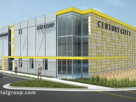 Century City 1 Rendering.