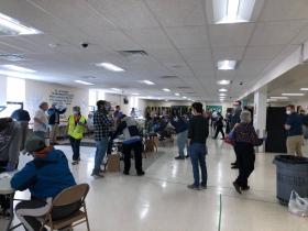 Hamilton High School Polling Site