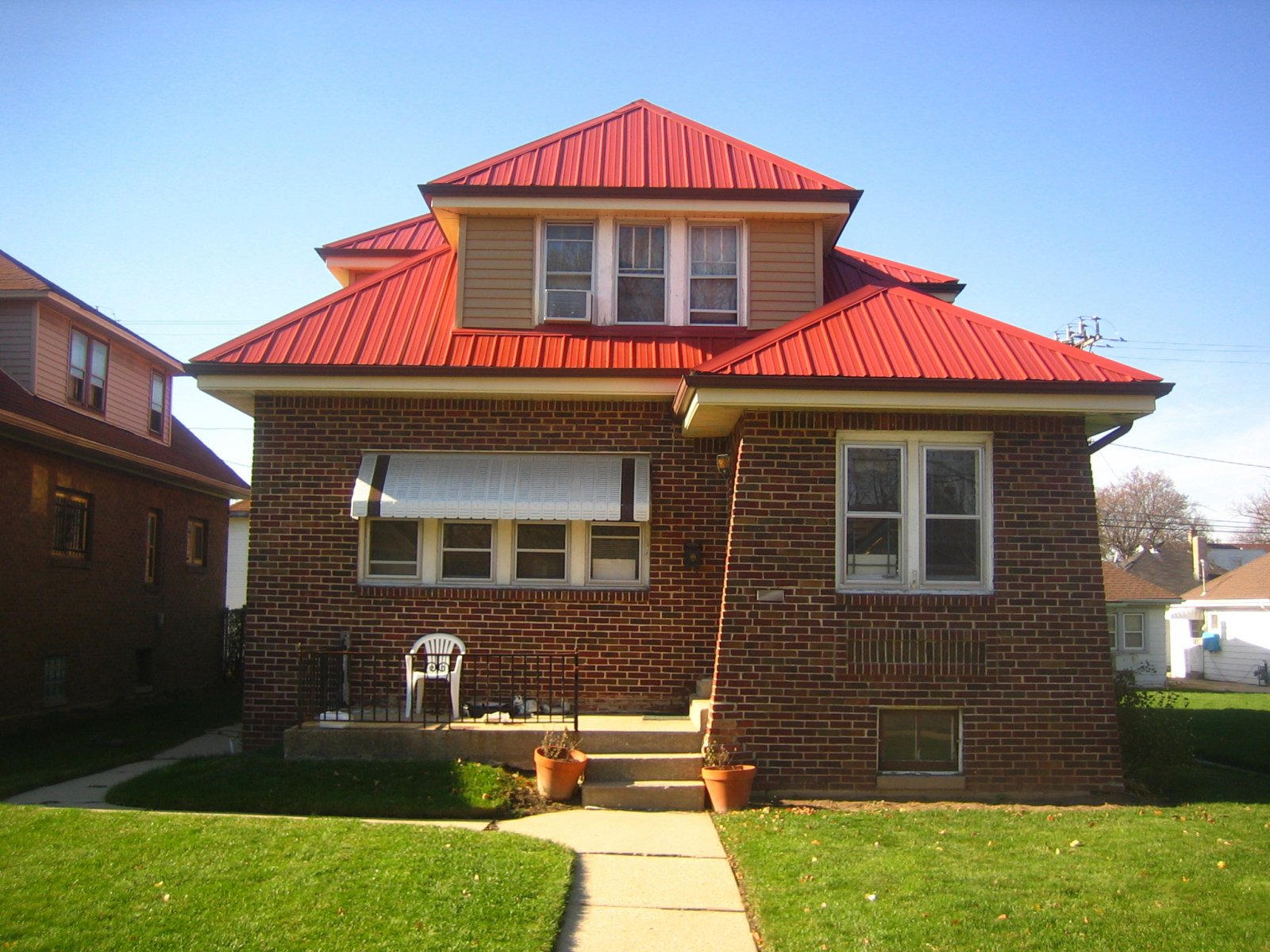 Gwen Moore\'s house.