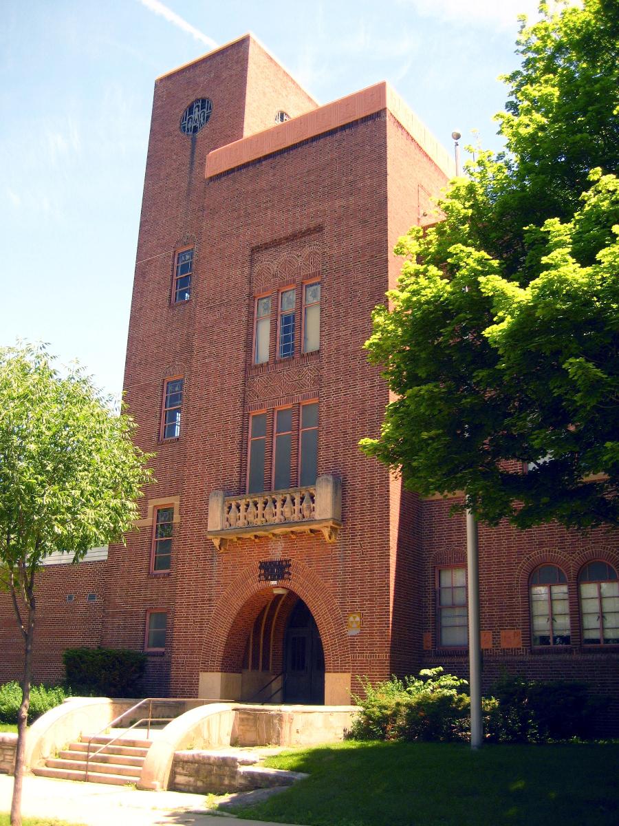 Emanuel Philipp School.