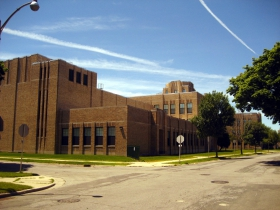 Rufus King High School.