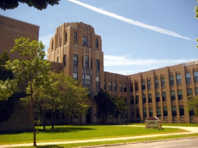 Rufus King High School.