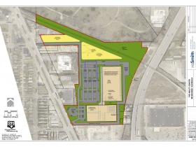 The Opportunity Center Site Plan