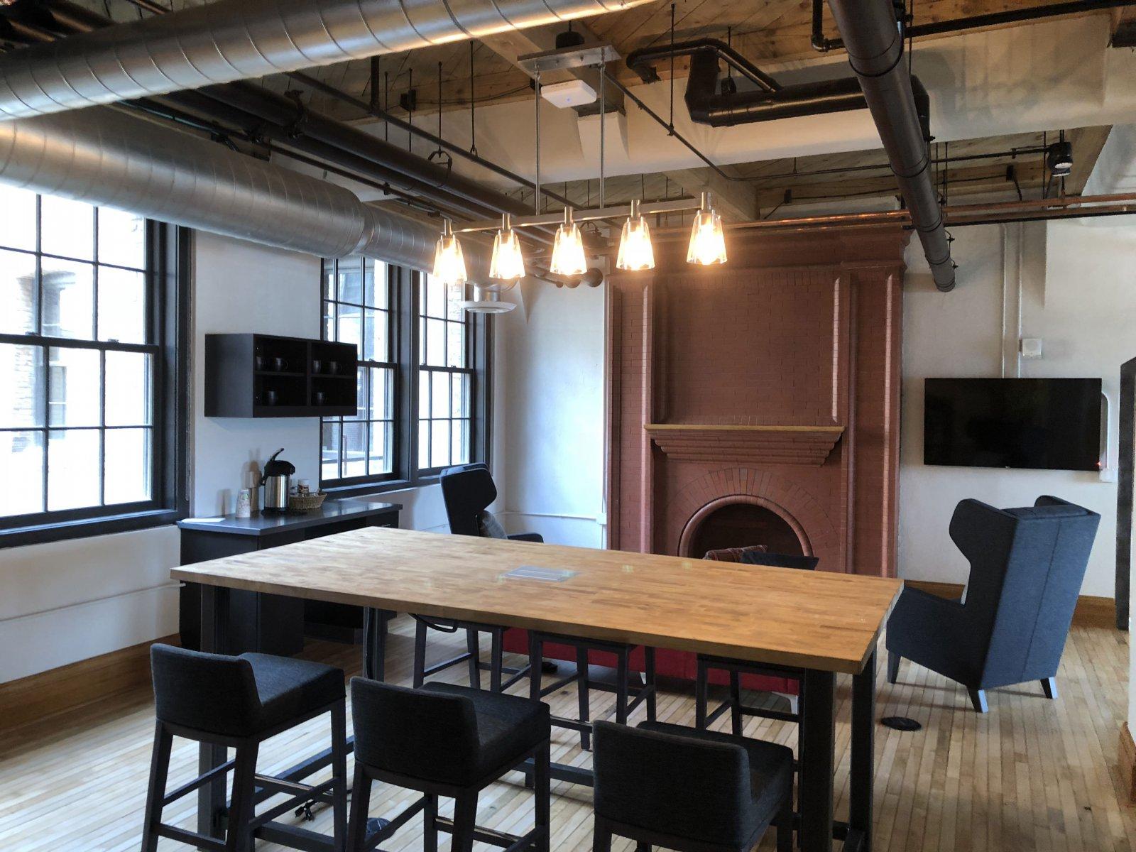 JP Cullen Office Space