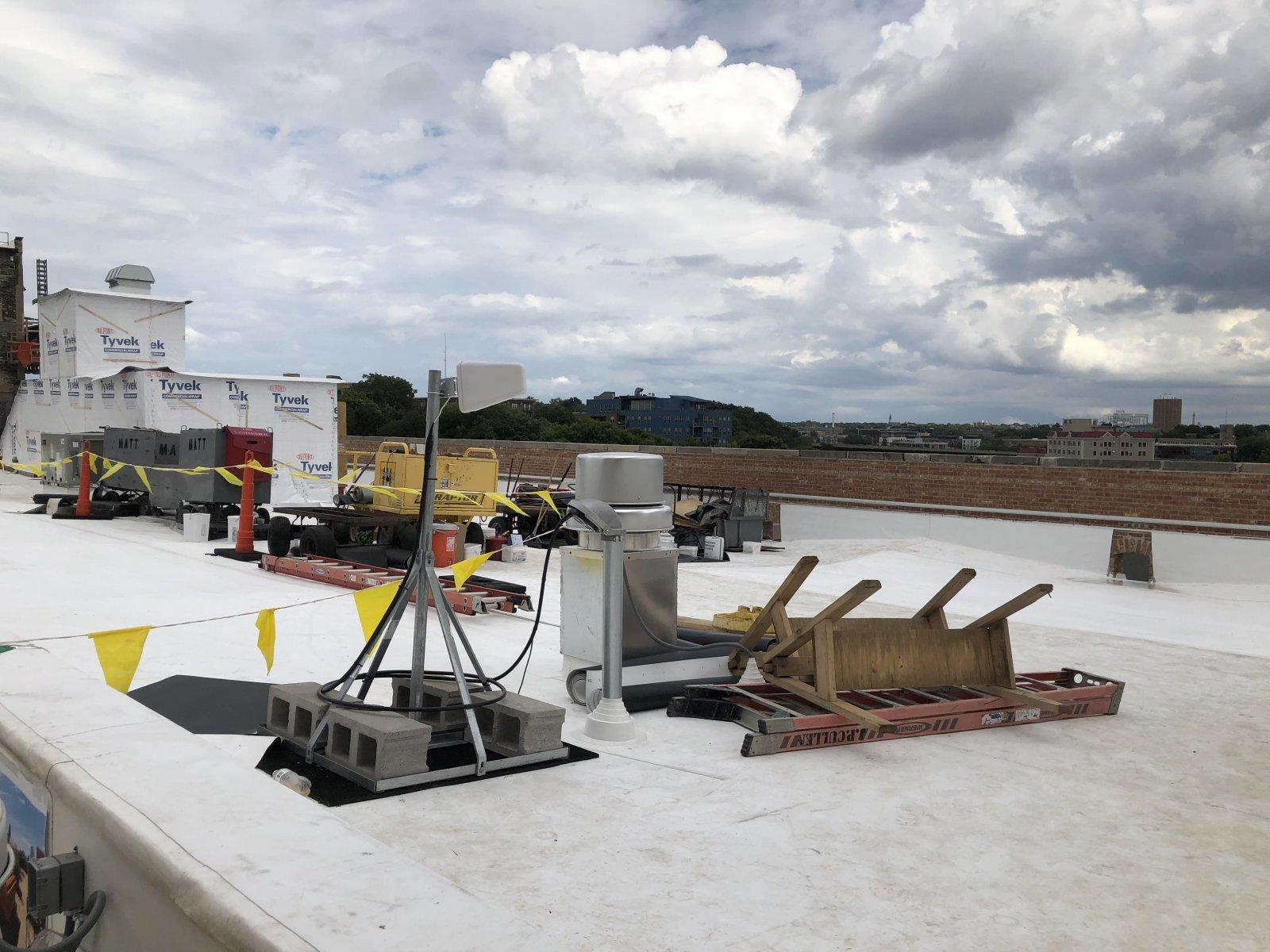 Future Rooftop Patio