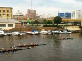 14th Annual Milwaukee River Challenge.