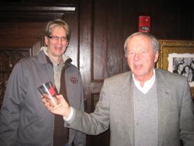 Russ Klisch and Gary Grunau.