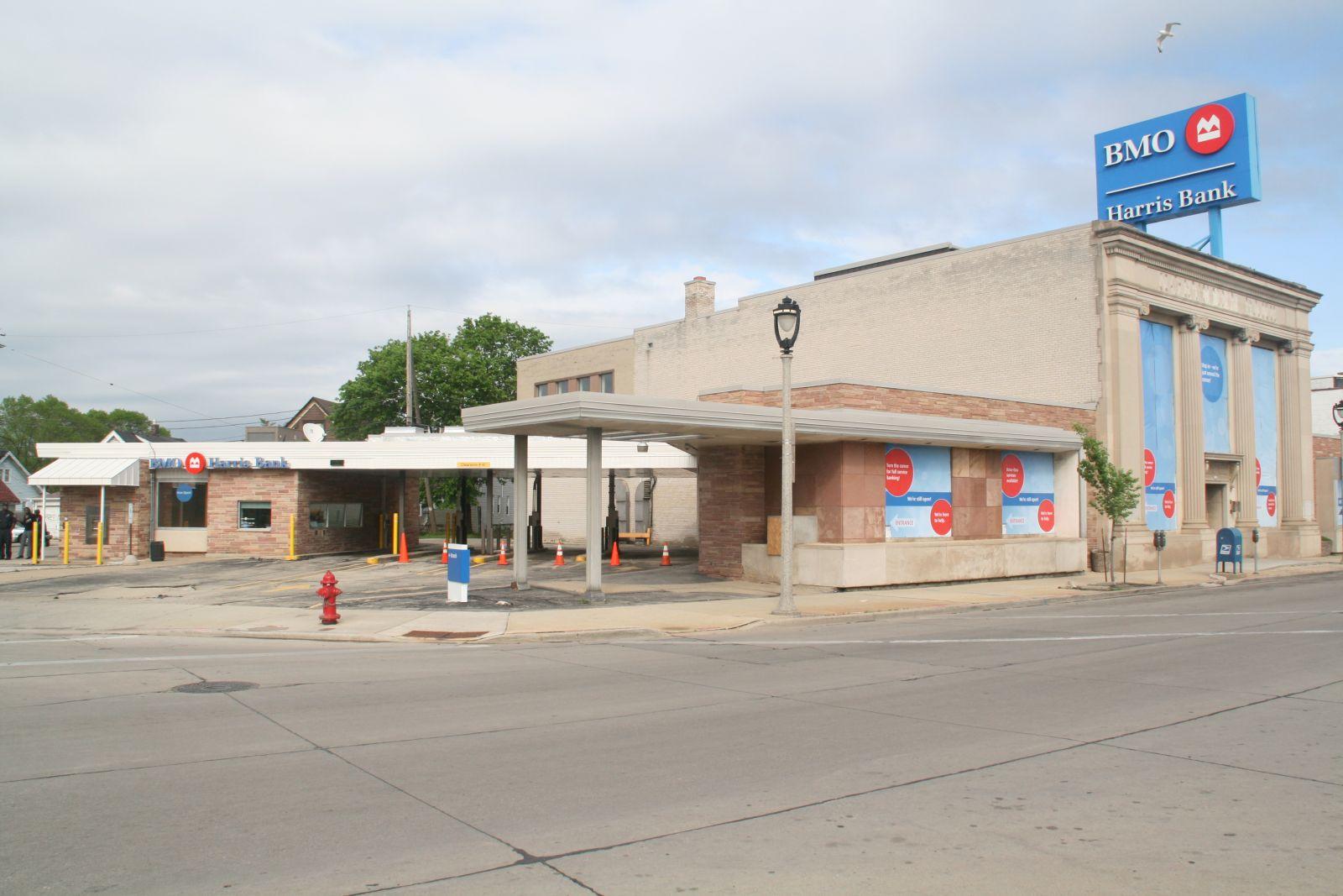 Old Sherman Park BMO Harris Bank Branch