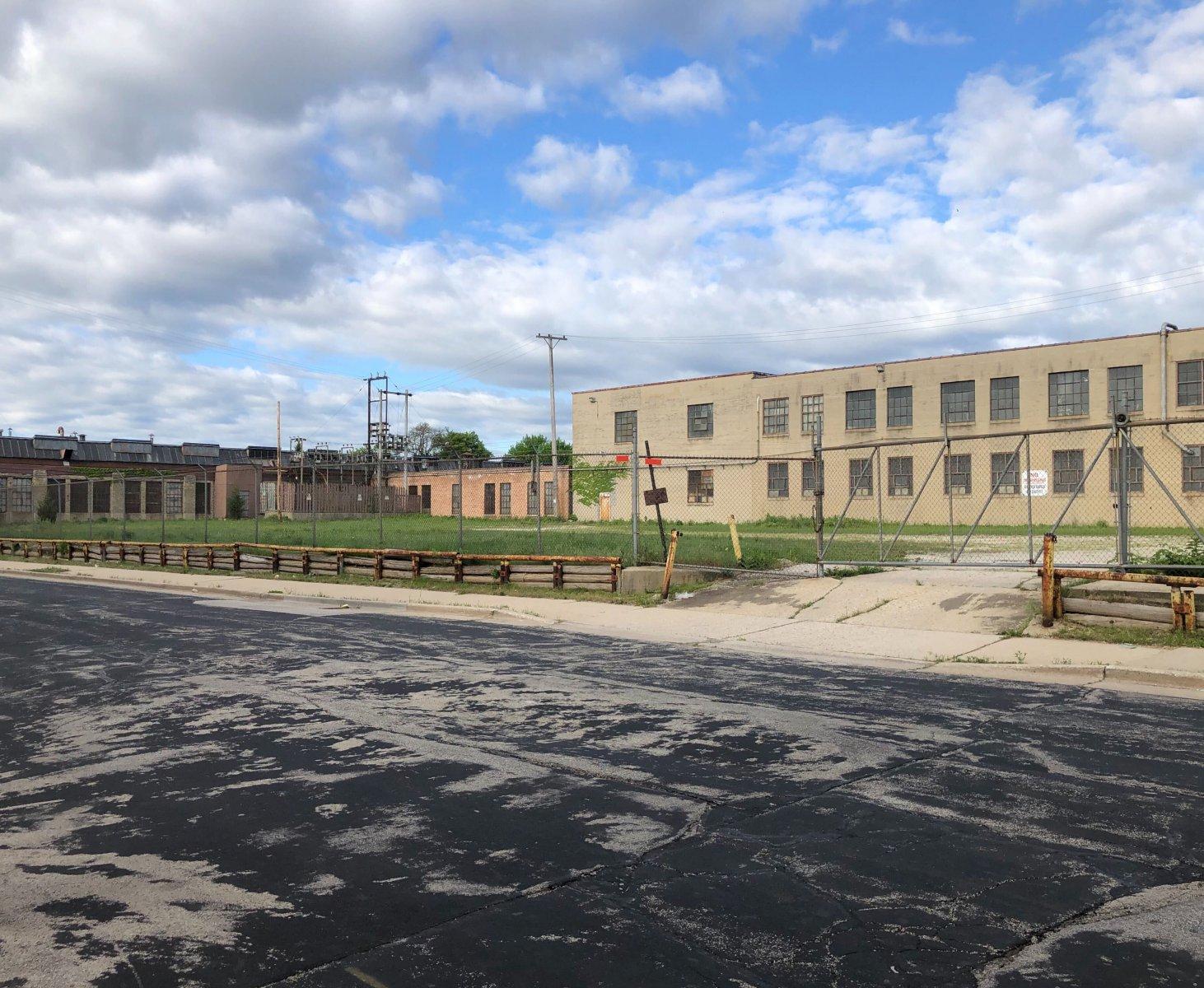 The Community Within The Corridor - Pre-Development