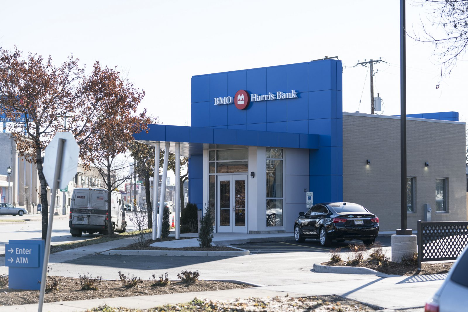 BMO Harris Bank Sherman Park Branch