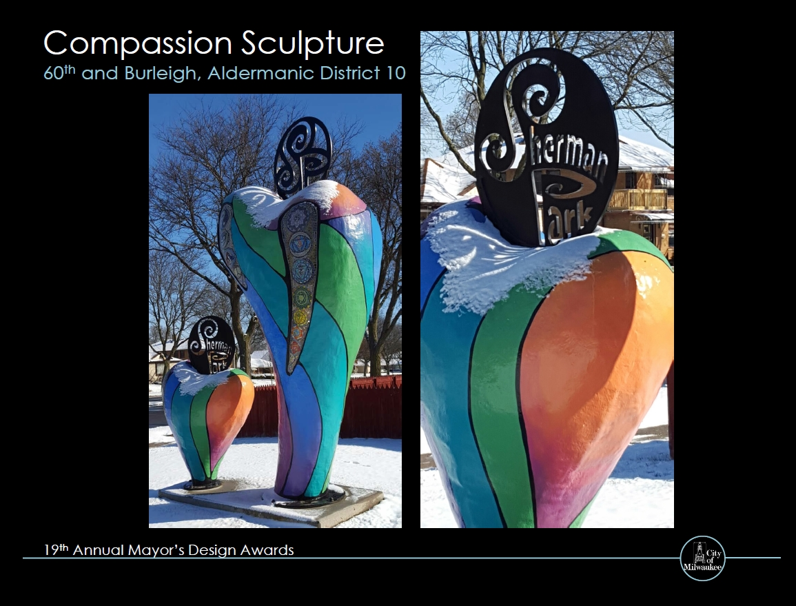 Compassion Sculpture-Sherman Park
