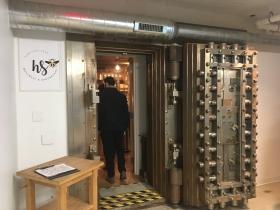 Former Bank Vault