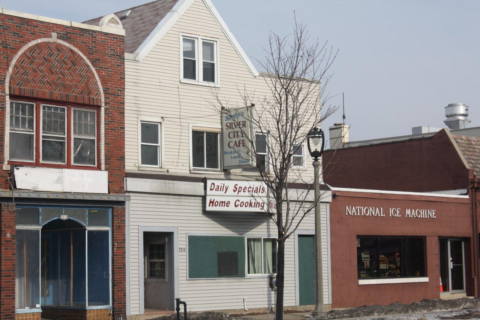 National Avenue runs through the Silver City Neighborhood