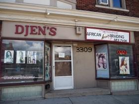 Djens African Hair Braiding