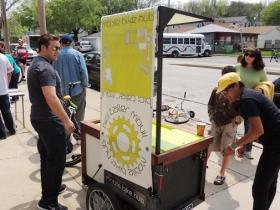 Mobile Bike Hub.