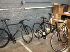 Fyxation bikes.