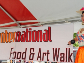 2014 Silver City International Food and Art Walk