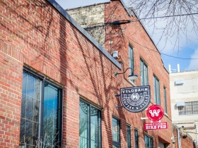 Pedal Milwaukee Building, 3618 W. Pierce St.