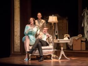 Cassandra Black (Duchess), Benjamin Robinson (Electrician), Kaleigh Rae Gamache' (Maid)
